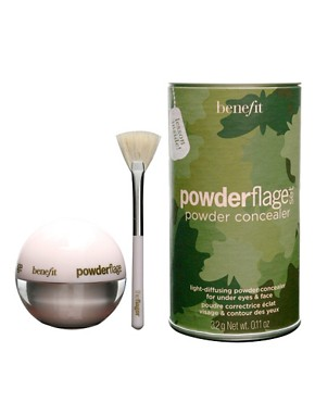 Image 1 ofBenefit Powderflage Powder Concealer Set