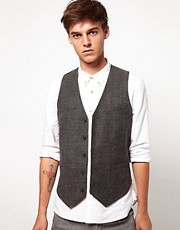 ASOS Skinny Waistcoat