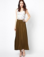 Whitney Eve Aso Maxi Skirt
