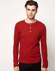 Lee 101 Long Sleeve Top henley