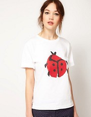 Boutique By Jaeger Ladybird Tee