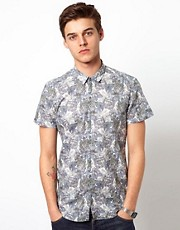 Antony Morato Floral Shirt