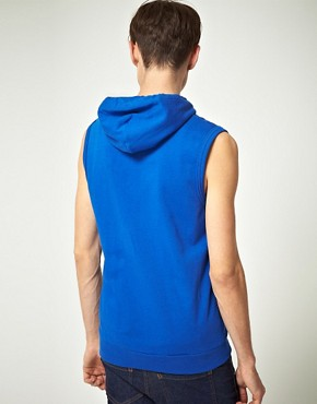 Image 2 ofAmerican Apparel Sleeveless Hoodie