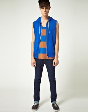 Image 4 ofAmerican Apparel Sleeveless Hoodie