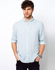 Velour Leigh Checked Shirt