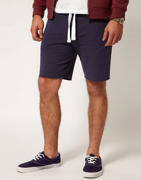 Image 1 ofASOS Jersey Shorts