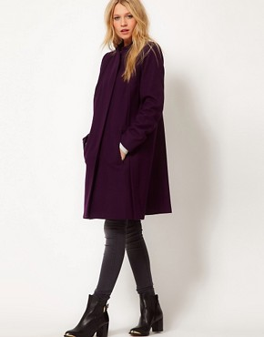 Image 1 ofASOS Cape Coat