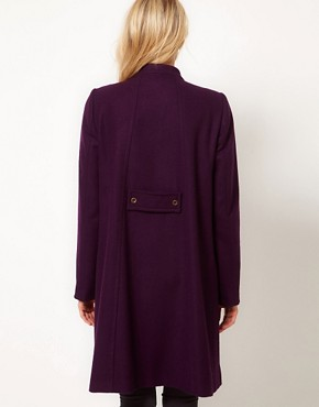 Image 2 ofASOS Cape Coat