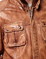 Image 3 of Pepe Heritage Leather Jacket