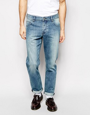 ASOS Slim Jeans In Light Wash