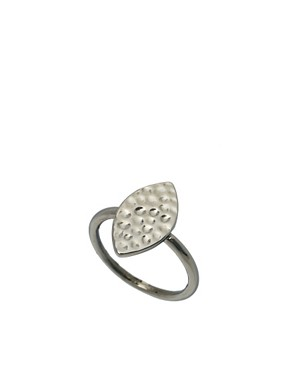 Image 1 ofPieces Blika Ring with Leaf Detail