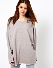 Just Female Oversized Sweatshirt