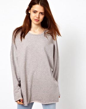 Image 1 ofJust Female Oversized Sweatshirt