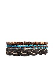 Icon Brand Braided Bracelet
