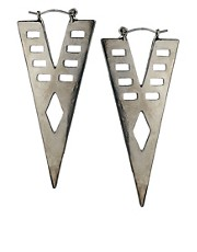 ASOS Arrow Through Earring