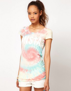 Image 1 ofSinstar Tie Dye T-Shirt