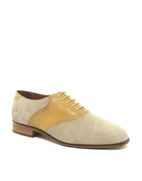 Image 1 ofFlorsheim By Duckie Brown The Saddle Shoes