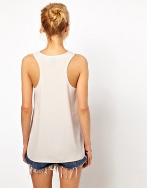 Image 2 ofASOS Woven Vest
