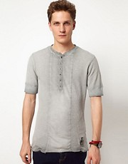 Bolongaro Trevor Belguin Waffle T-Shirt