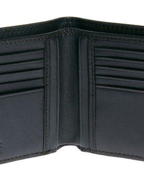 Image 4 ofBoss Black Leather Billfold Wallet