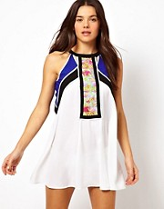 River Island Micha Urban Ella Beach Dress