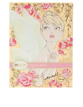 Image 2 ofPixi Glow Tinker Bell Fairytale Palette