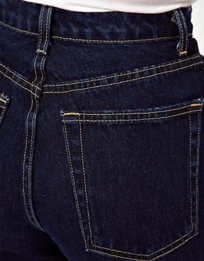Image 3 of American Apparel High Waisted Jeans