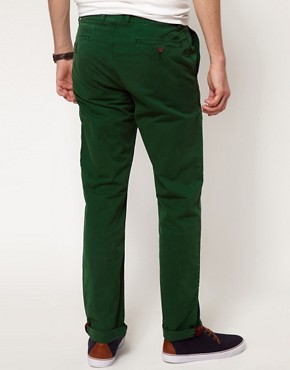 Image 2 ofPlectrum By Ben Sherman EC1 Slim Fit Chino