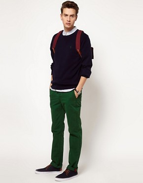 Image 4 ofPlectrum By Ben Sherman EC1 Slim Fit Chino