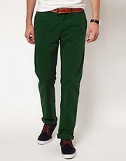 Plectrum By Ben Sherman EC1 Slim Fit Chino