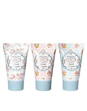 Cath Kidston New Blossom Hand Cream Trio