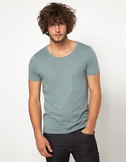 ASOS T-Shirt With Scoop Neck