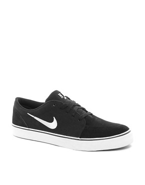 Image 1 ofNike Skateboard Satire Trainers