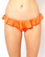Seafolly Shimmer Hipster Frill Bikini Pant
