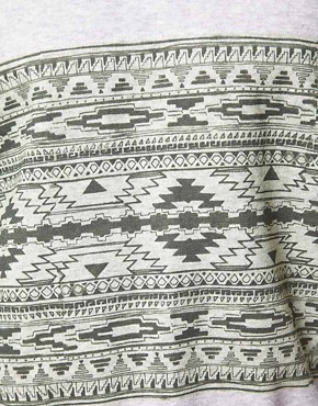 Image 3 ofReclaimed Vintage Tribal Sweat