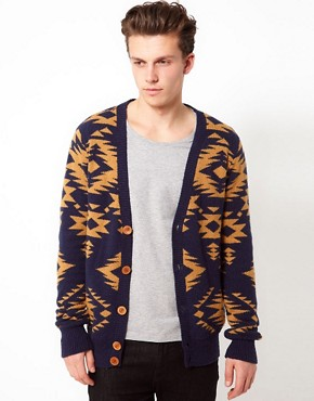 Image 1 ofRevolution Aztec Cardigan