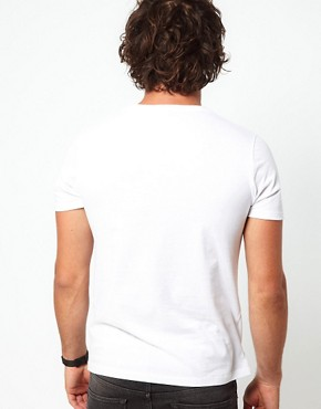 Image 2 ofASOS T-Shirt With Icon Print