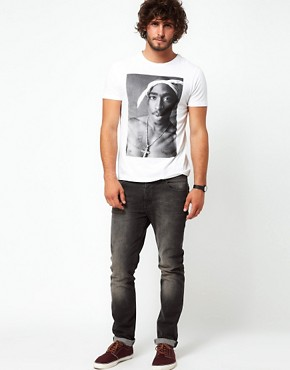 Image 4 ofASOS T-Shirt With Icon Print
