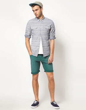 Image 4 of ASOS Skinny Shorts