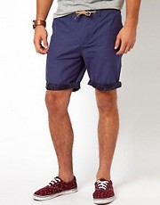 River Island Chester Cargo Shorts