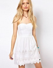 Superdry Broderie Dress