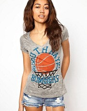 River Island Basketball Tee