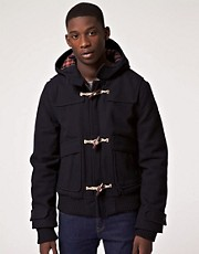 Schott Short Duffel Coat