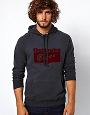 Onitsuka Tiger Hooded Sweatshirt