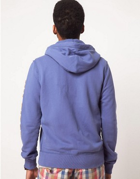 Image 2 ofHilfiger Denim Otter Zip Through Hoodie
