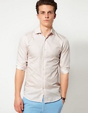 Hentsch Man Shirt Polka Dot
