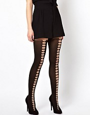 Wolford Can Can Tights