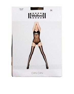 Image 3 of Wolford Can Can Tights