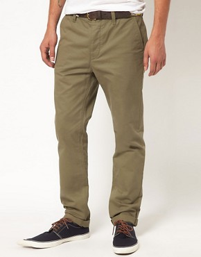 Image 1 ofASOS Slim Chino
