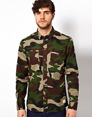 Minimum Camo Shirt